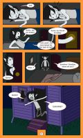 Adventure Time with Sunny and Thad Pg 9 by I-Am-Mrfette