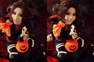 Shingeki no Kyojin: Trick or Treat by Astellecia