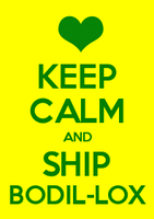 Keep Calm Poster by SkyloxAndMinecraft