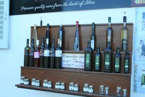 products from Motovun with truffles by ingeline-art