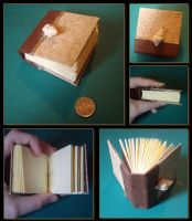 Shell book by Swirlything