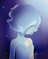 Blue Pearl by JellyBeanz2000