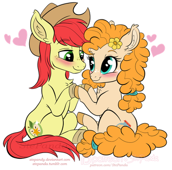 Bright Mac and Pear Butter by StePandy