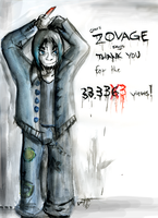 Zovage: 33K Hits! by Sizab