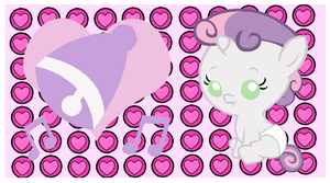 Baby sweetie belle by Acuario1602
