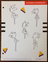 Road Runner Expressions by guibor