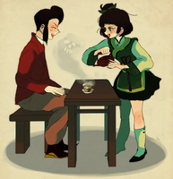 RC: Tea by keroro23