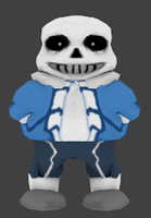 Undertale-Sans by Giorgiathefox