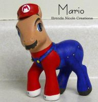 Mario by customlpvalley