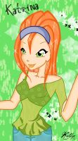 Katrina Season 2 Outfit by lovewinx