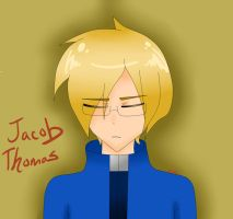 ~Jacob Alexander Thomas~ by Music-and-Drawing