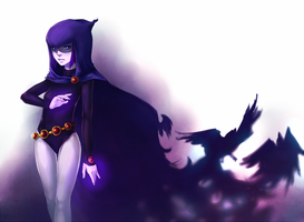 raven by Tato-Commissions