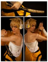 Give me a song ! by Ellyana-cosplay