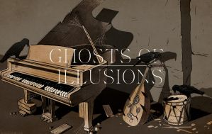Ghosts of illusions by chicho21net