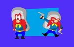 Looney Tunes - Yosemite Sam by TXToonGuy1037