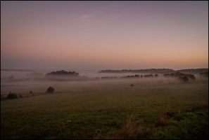 Misty september by LiveInPix