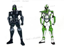 New Republic Troopers (human) 3 by supertodd9