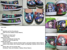 Bishounen Shoes by takeru08