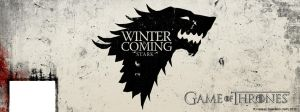 Game of Thrones - Facebook Cover by duskland