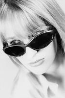 Angela with Shades by noelholland
