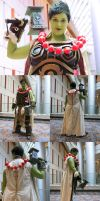 Warlords of Draenor Thrall Cosplay by angermuffin