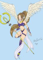 Angel 1 coloured by TruZe