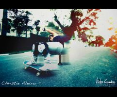 Girls OnBoard - Longboard by byCavalera