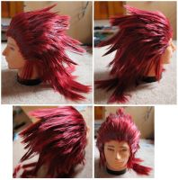 axel wig 2.5! by Inspiral