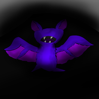 Zubat for contest by pokebulba
