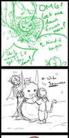 10 Doodles Meme - DFFness by himichu