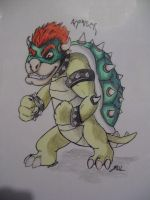 Bowser by RiiThePup