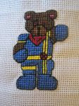 Cross Stitch Bishop by LeeAlexis