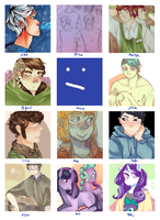2013 art summary by satyrdays