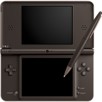 Nintendo DSi XL - Bronze by 7816