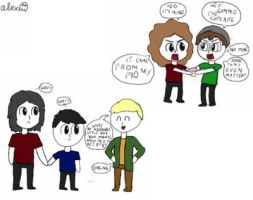 badly drawn mcr by helena-hurley
