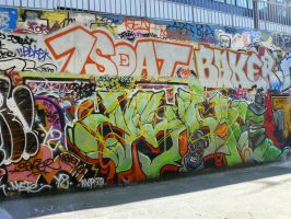 Together we graff by ButterflyPictures