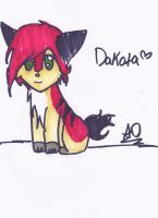 Request:Dakota by Aunabug123