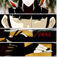 Mai has some serious SWAG by sharllot