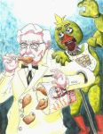 Five Nights at KFC by MugenPlanetX