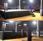 Boxing Gym by sedartonfokcaj