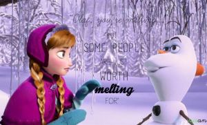 Some people are just worth melting for... by Lazy-Susan