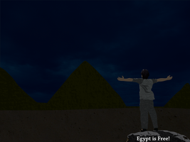 Egypt is Free by cdup999