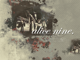 alice nine. by arcangelusX