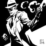 Green Hornet - 6x6 by ronsalas