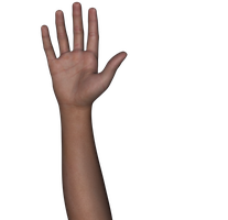 Free Stock Images Body Parts #2b hand n arm by madetobeunique