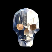 Skull stl by Lashington