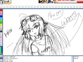 Hien: PCHAT style xD by TokalaAngel