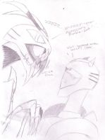 Waspinator Beast and BB by Hellblaze
