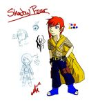Gift: Character Design ShadowFear by xHaimarux