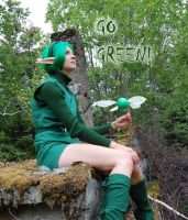 Go green by mtani